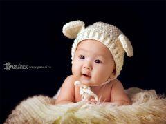贯日漂亮宝贝儿童摄影