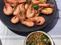 渔家厨房川味海鲜(亚龙湾店)的白灼虾