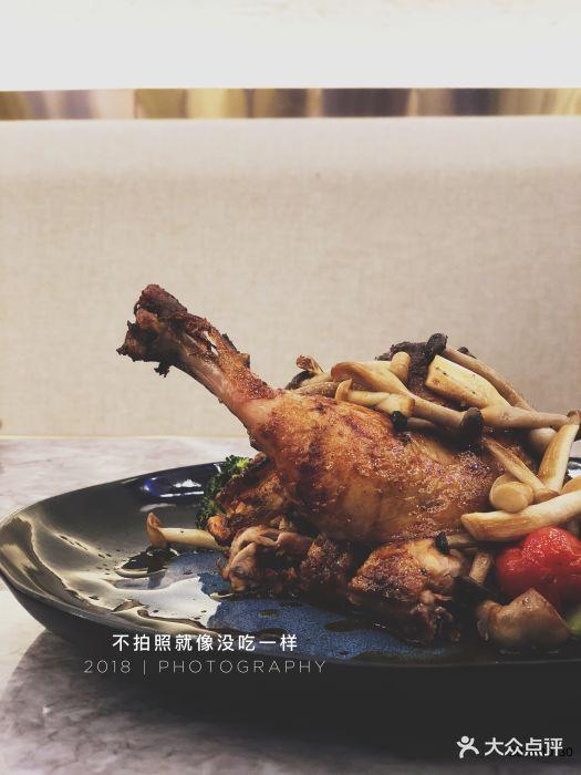 嫩鸡是无��la_目光la mirada餐厅法式嫩烤春鸡图片 - 第79张