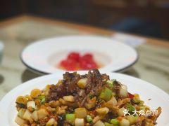 山城老堂口·1636重庆老菜(解放碑洪崖洞店)的鱼香肉丝