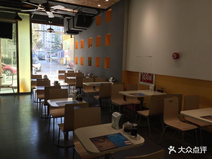 馬蘭拉面(紫竹橋店)餐廳內景圖片 - 第38張