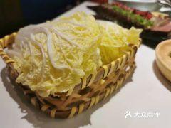 周师兄重庆火锅(人民广场旗舰店)的娃娃菜