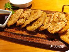 莲餐厅·湖北菜(中山公园店)的炸藕饼