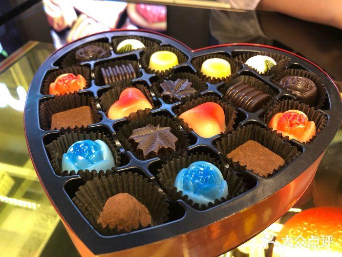 OSHARI 手工巧克力店 重庆 第16张