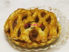 安德魯餅店及咖啡店(大運河購物中心店)的蘋果派