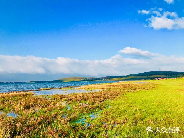 張北天鵝湖自然風景區圖片 - 第19張