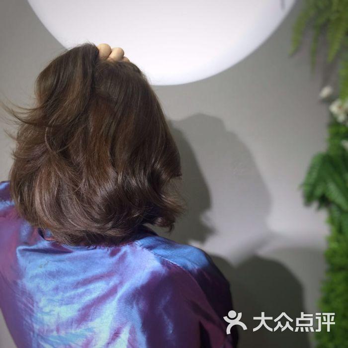 vme hair salon燙發染發接發(錦華萬達店)中發圖片 - 第1張圖片