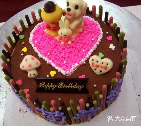 莱威丝 DIY 蛋糕&巧克力店 天津 第21张