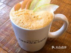 GREEN & SAFE(新天地店)的新鲜水果茶