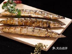 民国海海鲜饺子楼(中山路店)的烤鱼