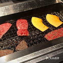 和牛烤肉自助餐