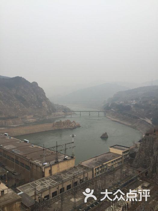 三門峽大壩風景區圖片 - 第1張