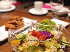 人和馆(肇嘉浜路店)的蔬菜色拉