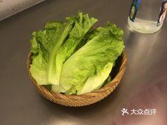 肉本家·炭烤肉(杭州浙大总店)的生菜
