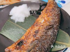 濱寿司(春熙路店)的盐烤青花鱼