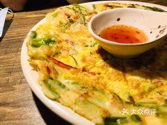 乐园夜市场(五道口店)的海鲜饼