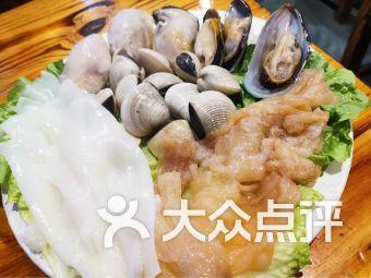 汀汀烤活鱼