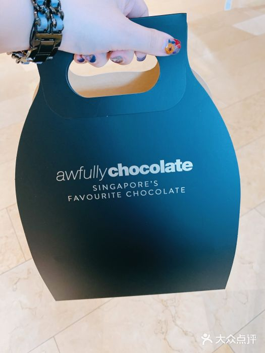 Awfully Chocolate 欧时力巧克力店 广州 第5张