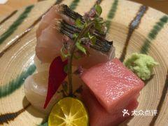 鮨青的金枪鱼赤身寿司