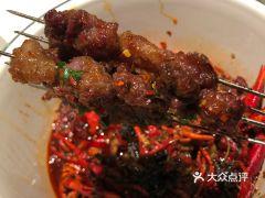 长沙文和友(海信广场店)的烤羊肉