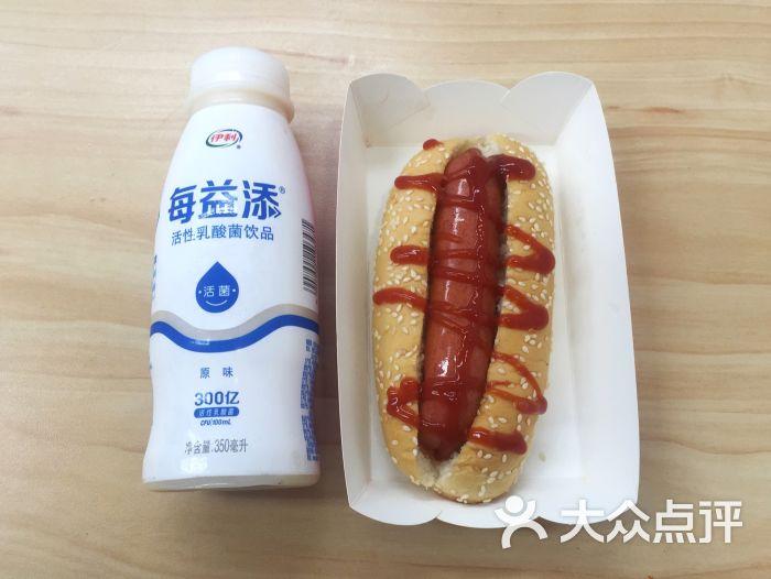vngo便利店热狗堡图片 - 第7张
