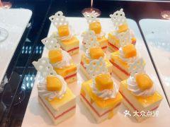 美浮宫海鲜自助餐厅(中山公园龙之梦店)的芒果慕斯