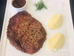 LE SALON DE THé de Jo?l Robuchon(圓方店)的Rib Eye Steak