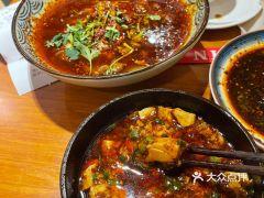 北京宜賓招待所(南翠花街店)的麻婆豆腐