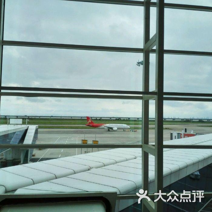 深圳宝安国际机场图片-郑州飞机场