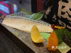 肉問屋烧肉·板前十勝旗下(西单店)的青花鱼
