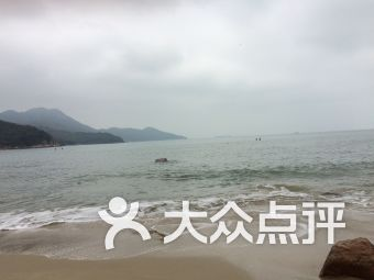 洪圣爷湾泳滩