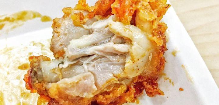上海最好吃的韩国炸鸡排行榜,来自星星的炸鸡阿!