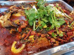 曹胖子龙虾馆(黄桦路店)的烤鲶鱼