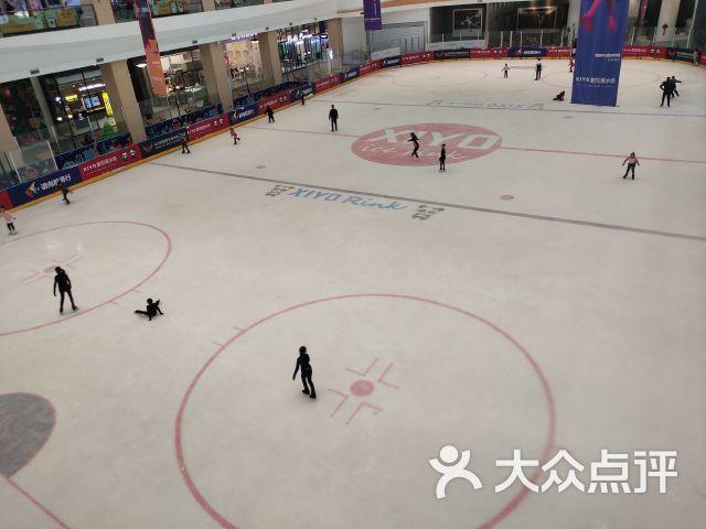 喜悦滑冰场(融创茂店)