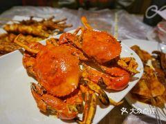 二胖烧烤(总店)的烤螃蟹
