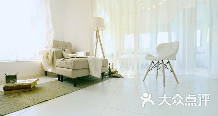 鹿熙別墅松軟沙發寬大腳踏,比家還舒服圖片 - 第6張