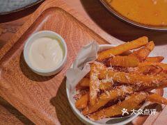 O'eat(花园道店)的红薯条