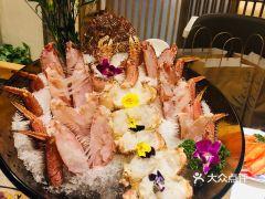 入围煮的红毛蟹