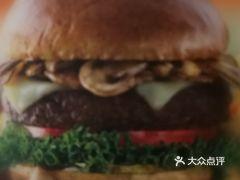 Chili's(Sunway Pyramid)的Mushroom Swiss Burger