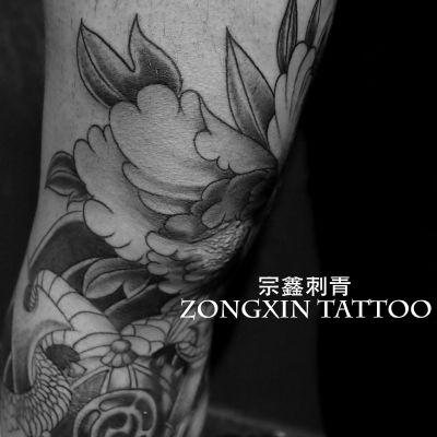 原创日系传统纹身款式图