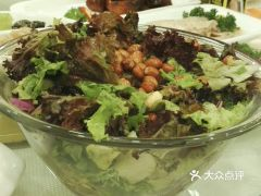 光明邨大酒家(淮海中路总店)的蔬菜色拉
