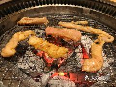 御牛道日式料理炭火烤肉(万象城店)的牛大肠