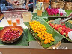 第六季自助餐厅(王府井店)的鲜榨果汁