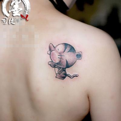 宁波 小老虎纹身款式图