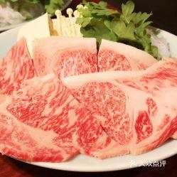 霜降牛肉寿喜锅