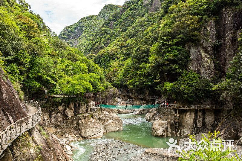 浙东大峡谷风景区图片 - 第5张