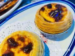 合興發茶冰室(静安寺店)的葡式蛋挞