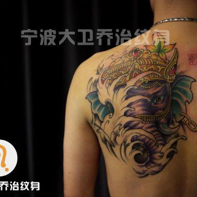 宁波纹身款式图