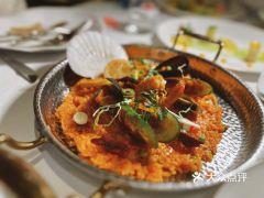 牛排家(武林路店)的西班牙海鲜饭