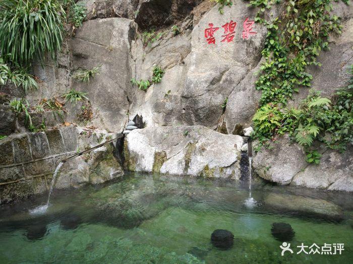 櫻花谷森林溫泉風景區圖片 - 第7張